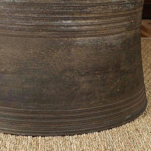 Burmese rain drum3
