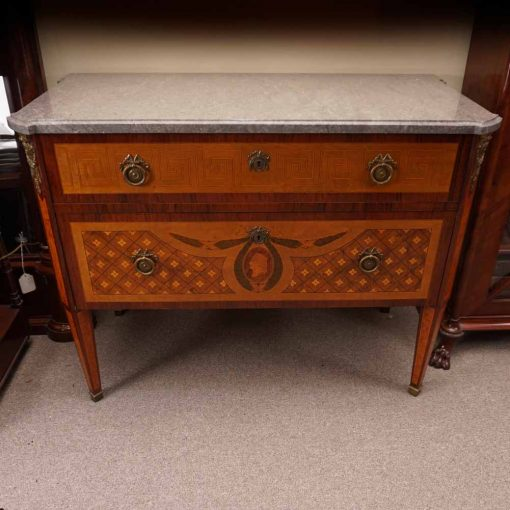 Fruit wood chest 1
