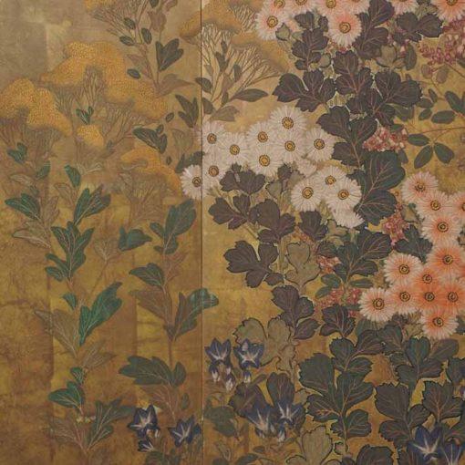 four panel japanese screen 4