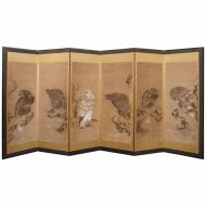 Japanese screen