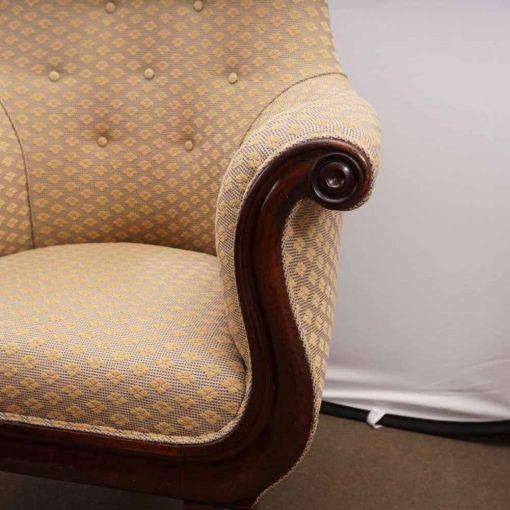 william iv armchair 4