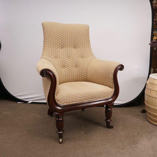 william iv armchair 3