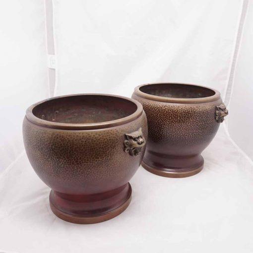 pair of hibachis 1