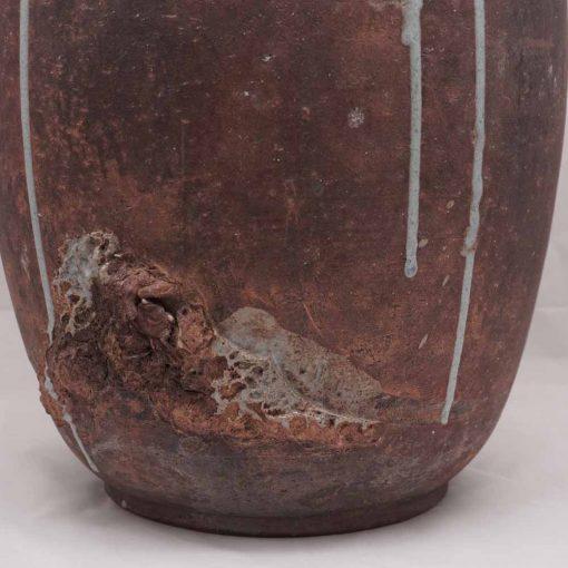 Japanese art vase bottom