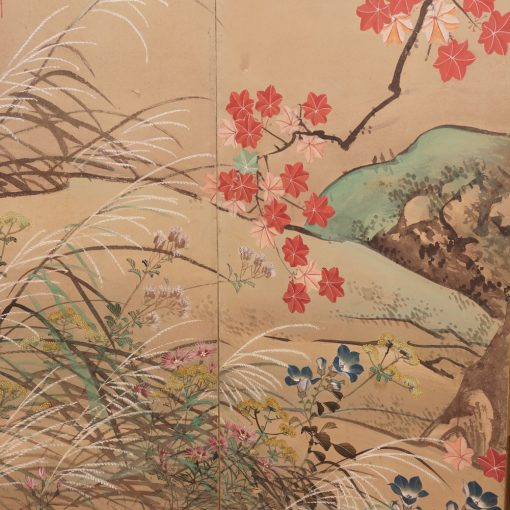 Meiji Japanese screen3