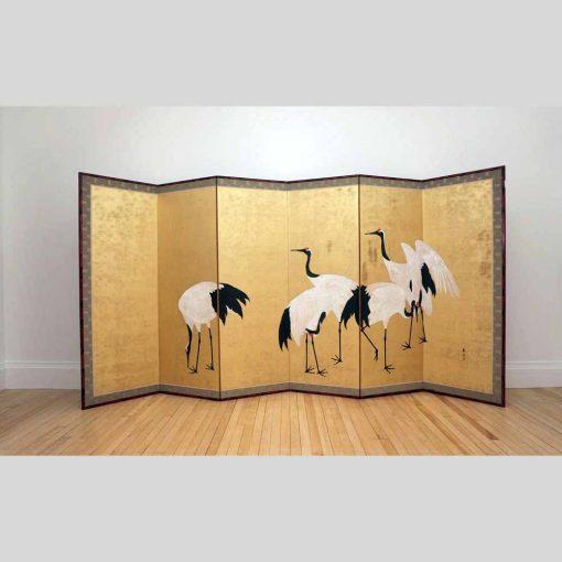 Japanese crane screen3