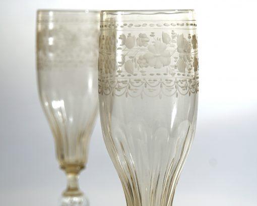 venetian glass set6