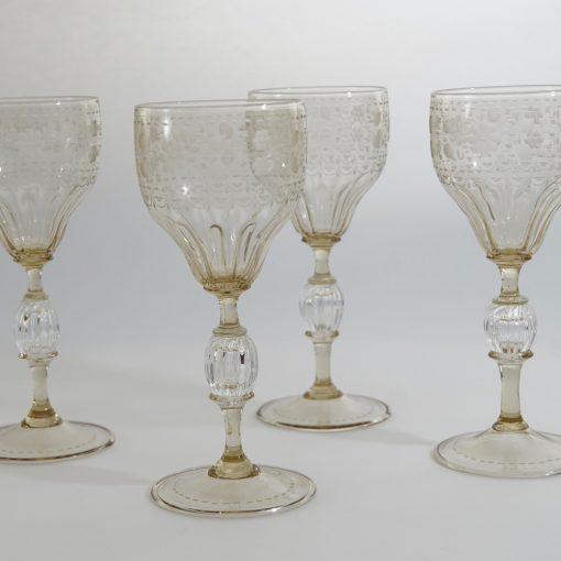 venetian glass set3