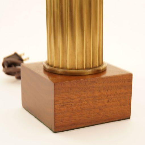 brass column lamps4