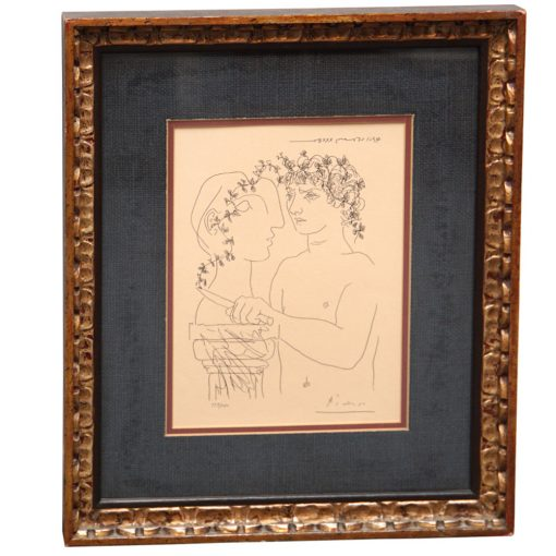 Picasso litho