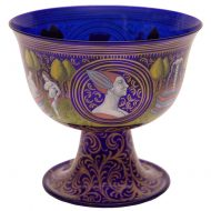 murano wedding cup