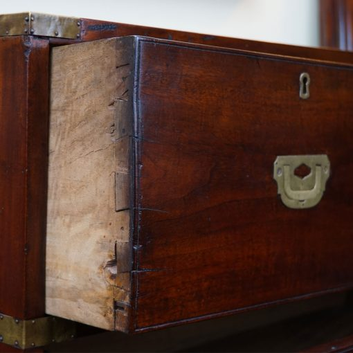 Chinese campaign chest dovetail