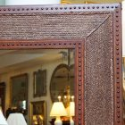 leather frame mirror4