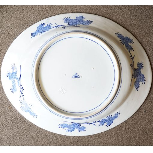 Imari oval platter3