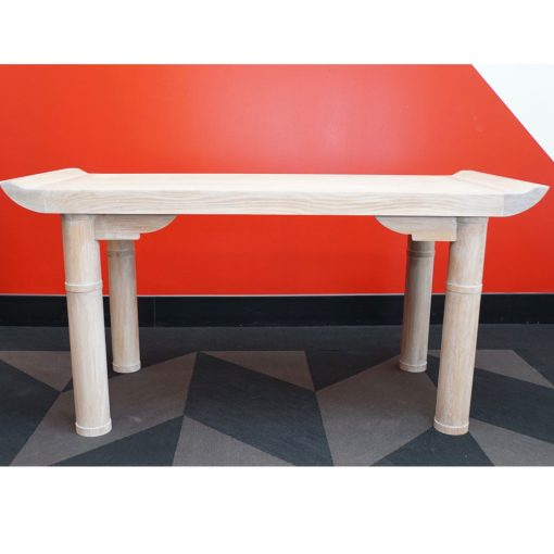bleached wood console2