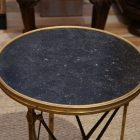 Empire style table top