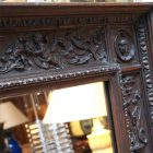 Tuscan carved mirror3