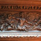 Tuscan carved mirror6