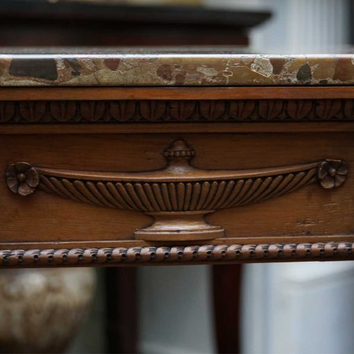 George III console front