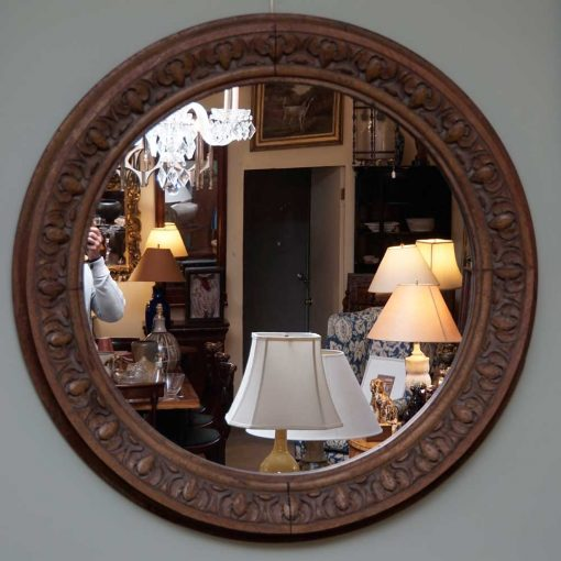 carved French mirror2
