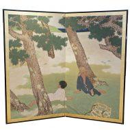 Japan screen