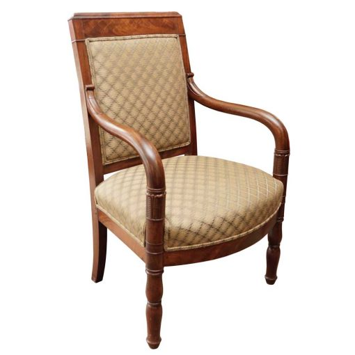 French Empire armchair