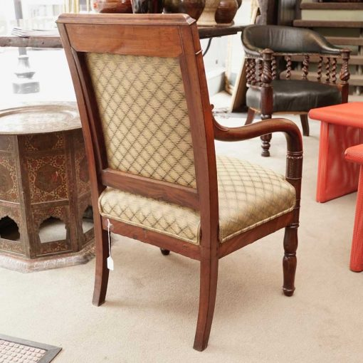 French Empire Armchair3