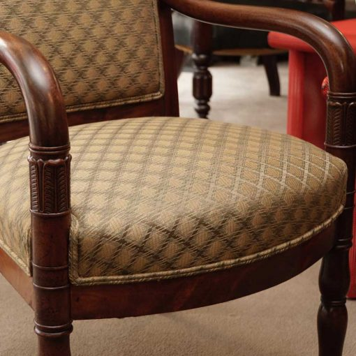 French Empire Armchair4