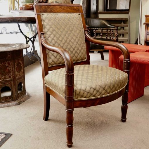 French Empire chair2