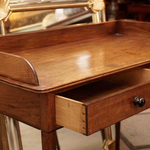 George III table profile