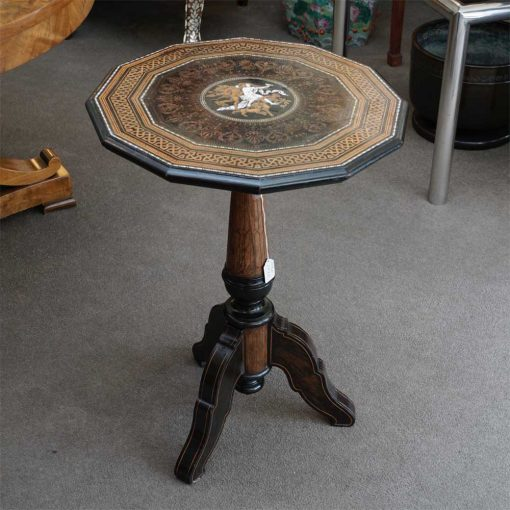 19th century table