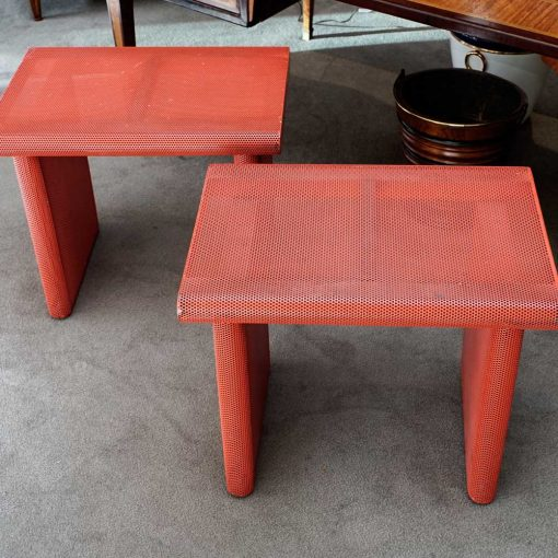 Mathie Mategot inspired benches